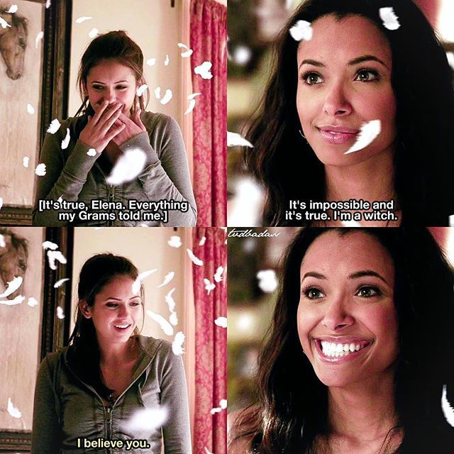 [1x08 - 162 Candles] #elenashipsweek Day 4: Elena & Bonnie Everyone is posting this scene but whatever look at these sweethearts aw they were so young back then  ⠀ Tag your best friend(s)! ⠀ My edit give credit [#elenagilbert#bonniebennett#tvd#thevampirediaries#vampirediaries|112.2k]