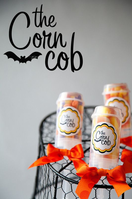 The Corn Cob, you know the kind you don\u0027t have to worry about - cute halloween gift ideas