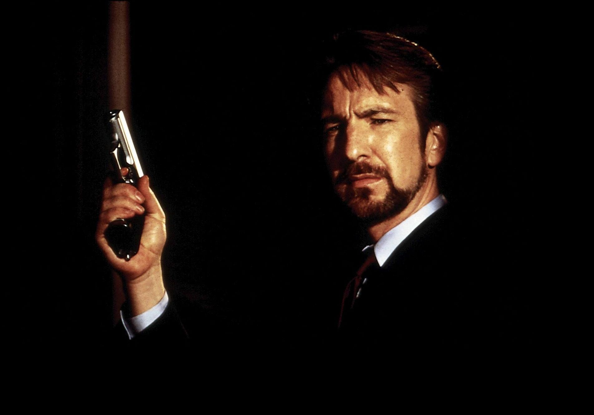 Alan Rickman Almost Didn't Accept The Role Of Hans Gruber In 'Die ...