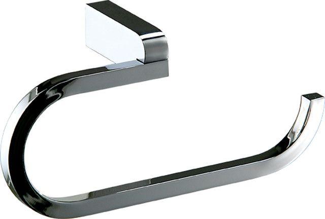 modern towel ring. Creative Modern Bathroom Towel Bars On With Musa Wall Ring Holder