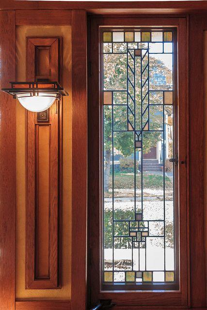 Meyer May House-21 Arquitectura, Ventanas modernas y Ventana