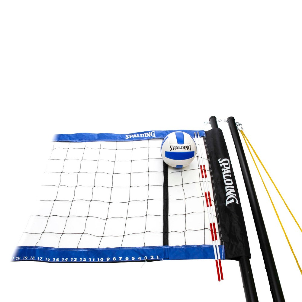 Spalding Professional Volleyball Set Volleyball Set Professional Volleyball Volleyball