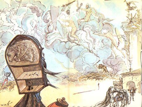 La Verdadera Historia De Don Quijote Y Sancho