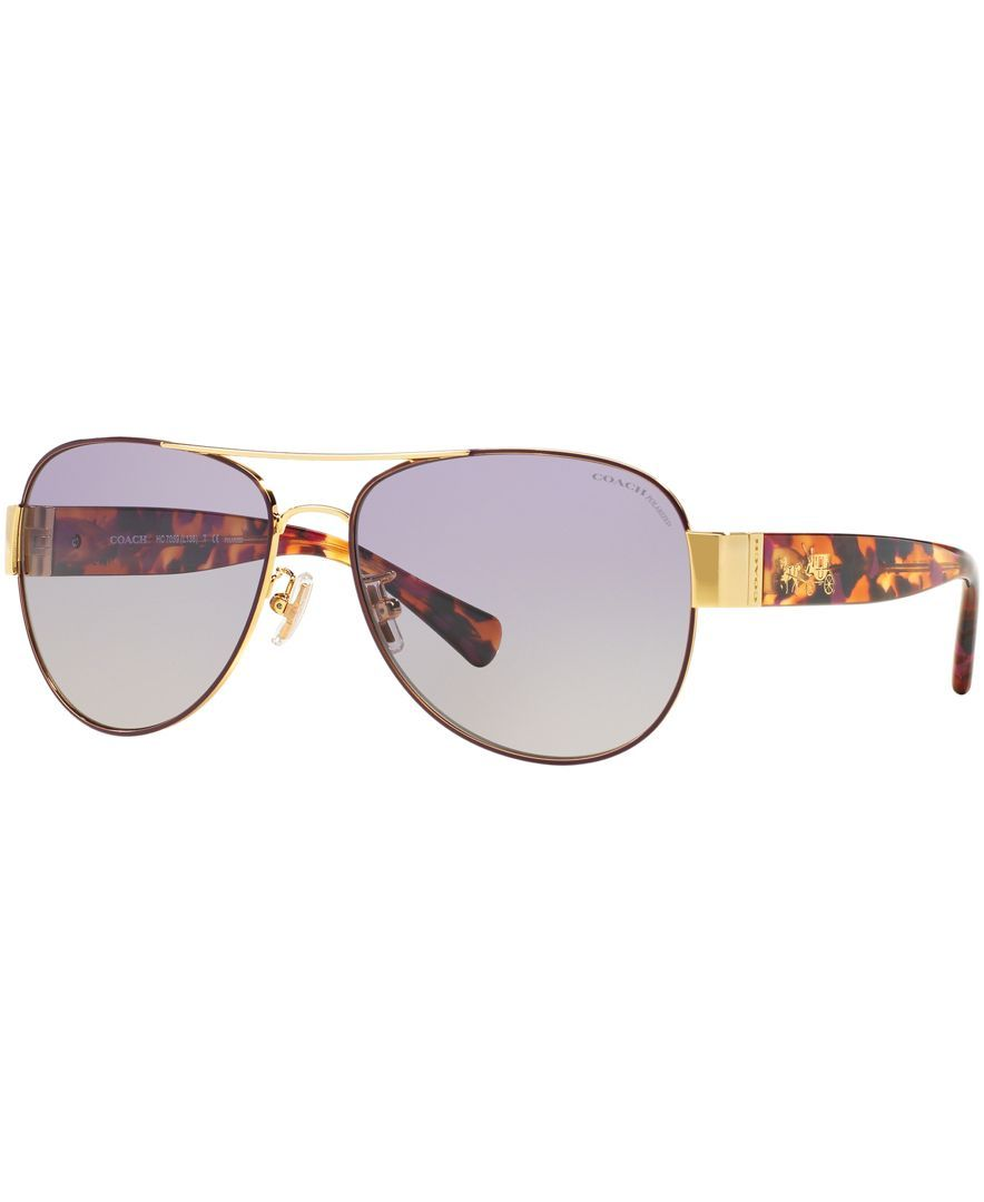 b3fc1cb6d7 ... shopping coach sunglasses coach hc7059 58 l138 fe63f faff0