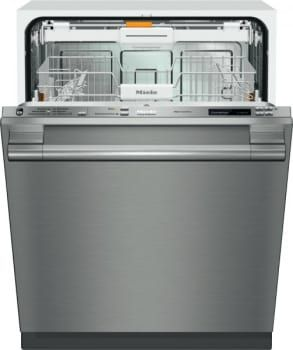 Miele Dishwasher Reviews >> Miele Dimension Ecoflex G6785scvisf Reisling Integrated