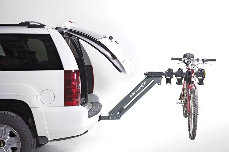 The Dura 4 Bike Rack Carries Up To Four Bikes With Our