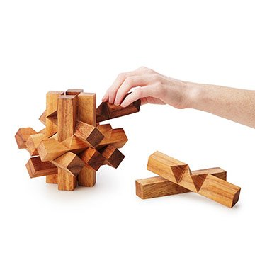 Giant Brain Teaser Puzzle uncommongoods Pinterest Gifts