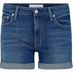 Photo of Calvin Klein Mid Rise Denim Shorts 30 Calvin Klein