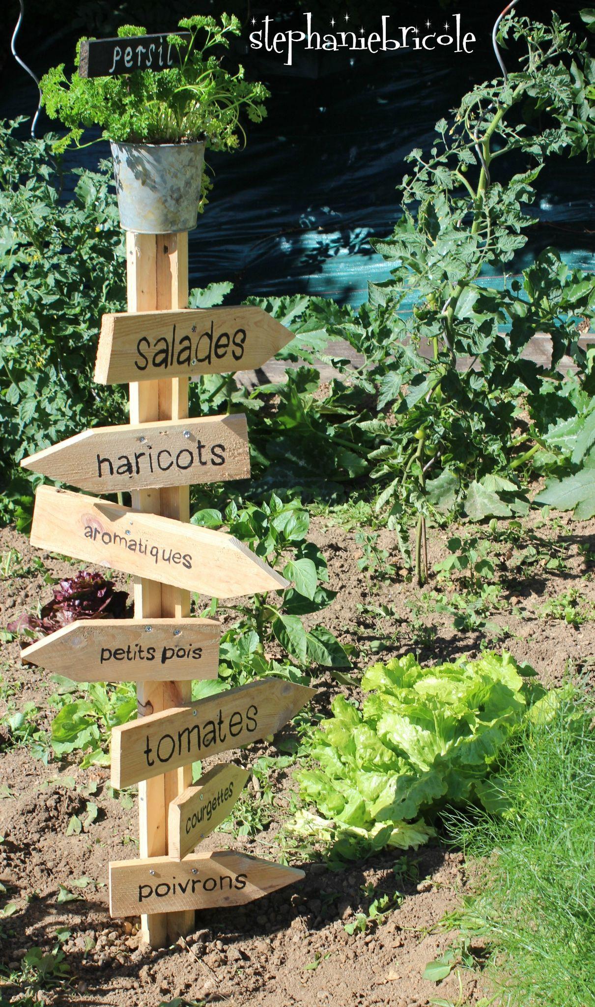 2 diy r cup potager un panneau en 3 d et une fen tre - Creer un jardin aromatique ...