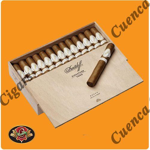 Davidoff Signature Toro Cigars - Box of 25 - Price: $493.90