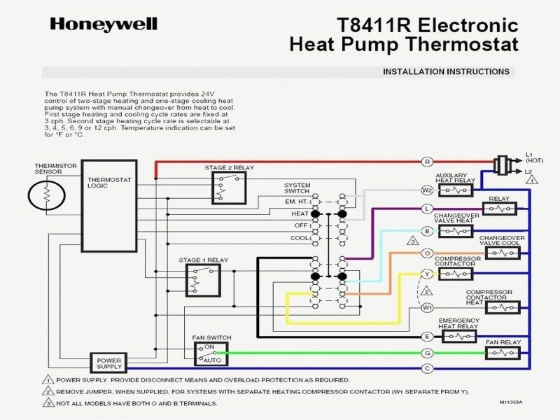 great gibson heat pump thermostat wiring diagram nordyne