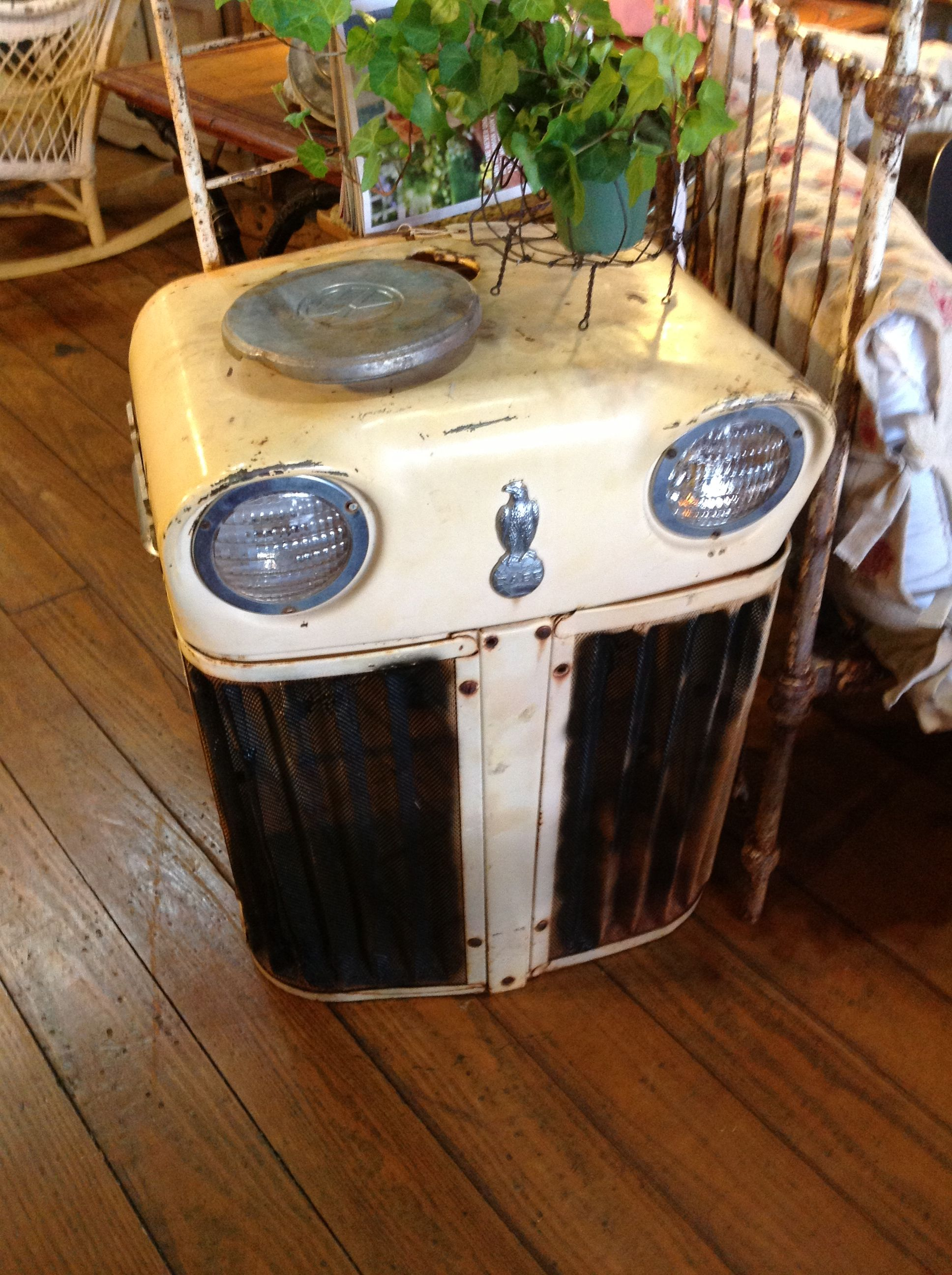 Great End Table Case Tractor Front Hammer Heels