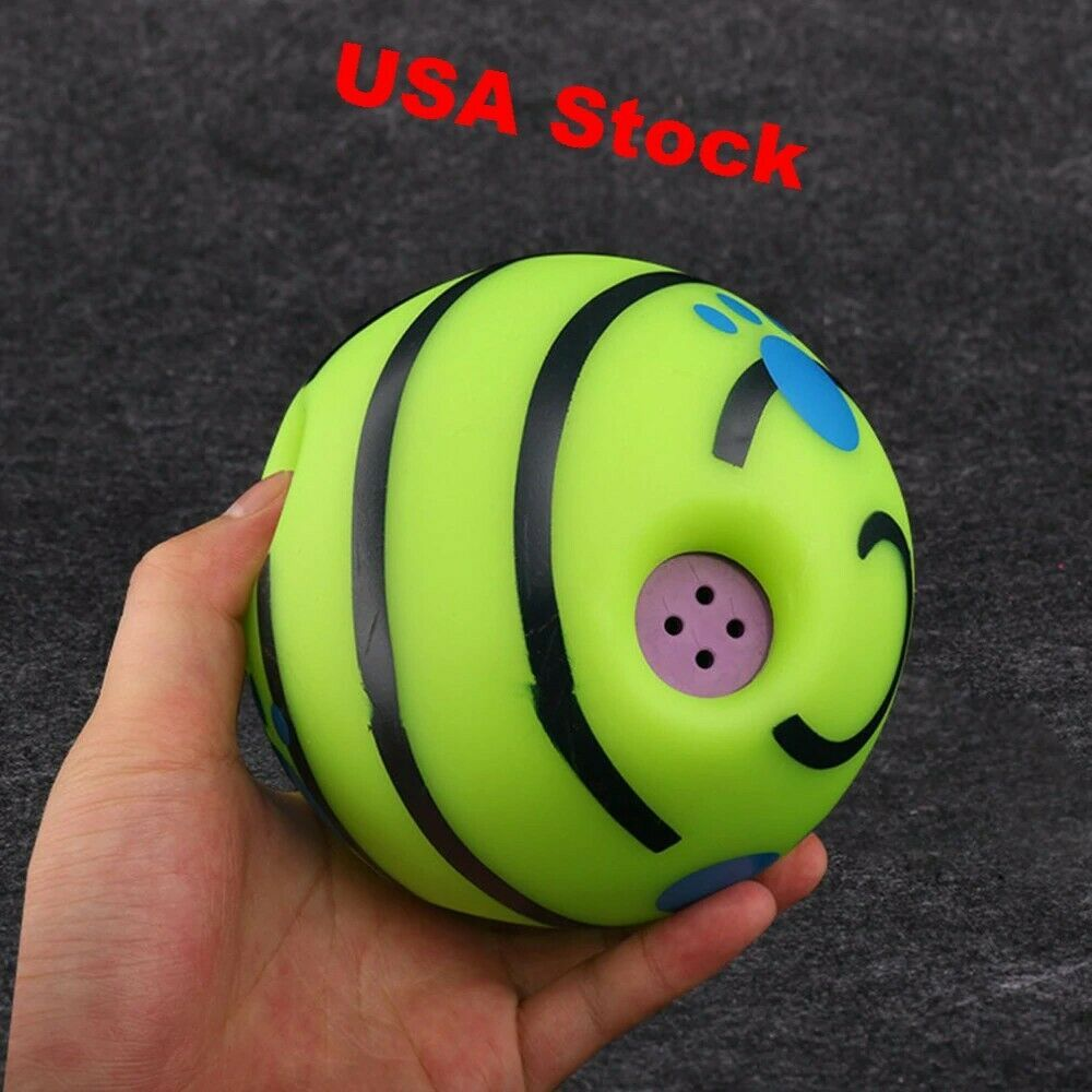 Your Dog Will Love This Playing The Best Pet Ball Teeth Toy Giggle