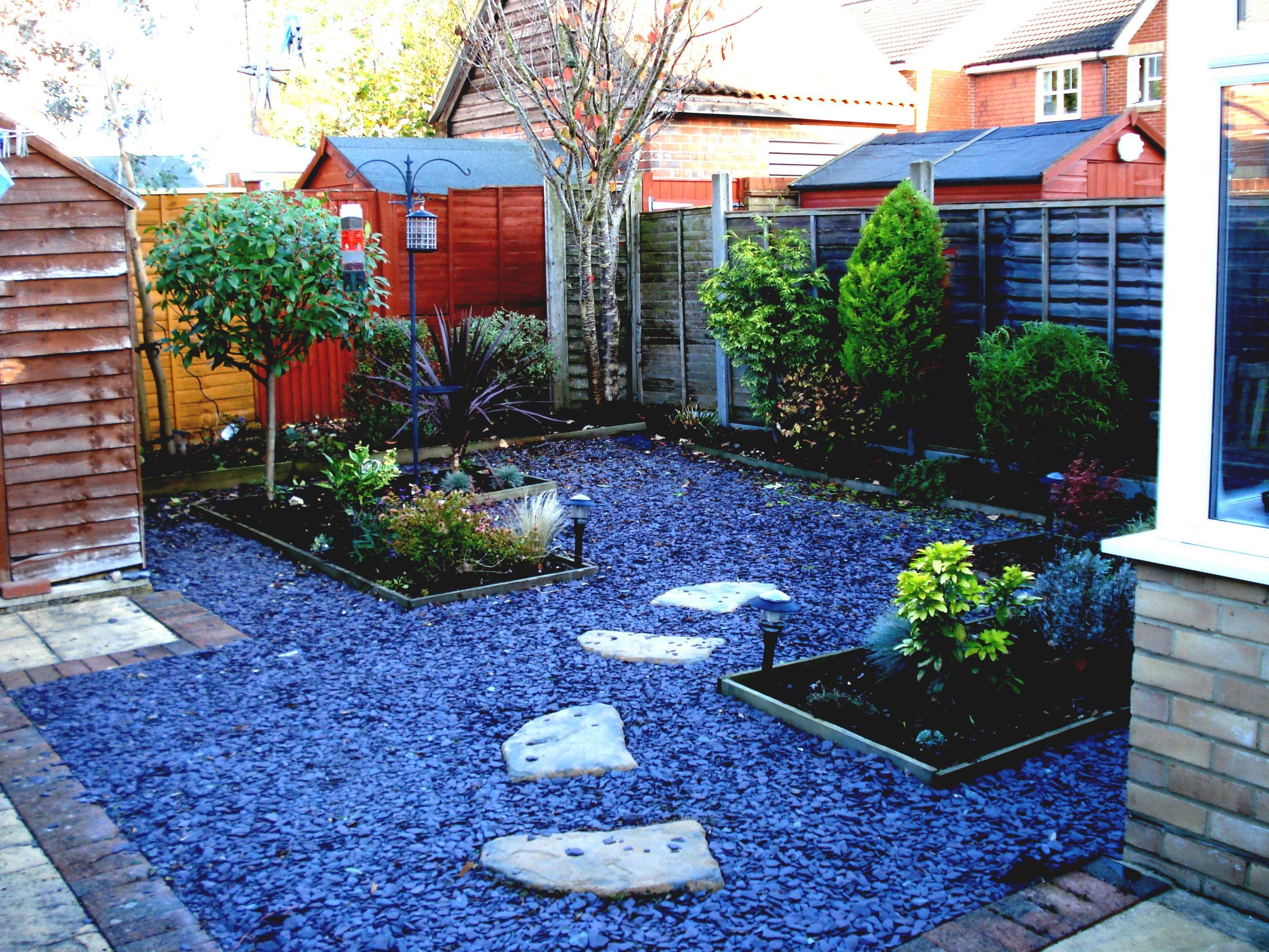 Fantastisch Hinterhof Ideen, Ohne Gras Kleine Landschaftsbau Amys Büro Modern  #Gartendeko