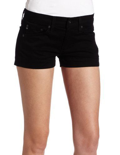 AG Adriano Goldschmied Womens Pixie Sateen Denim Short AG Adriano Goldschmied. $45.52. Made in usa. Machine wash cold. inside out. do not bleach. tumble dry low.. Made in USA. 8 oz luscious stretch sateen. 80% cotton/15% modal/5% polyurethane. Power stretch