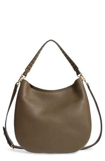 4271065c9eb Free shipping and returns on Rebecca Minkoff Unlined Convertible Leather  Hobo (Nordstrom Exclusive) at
