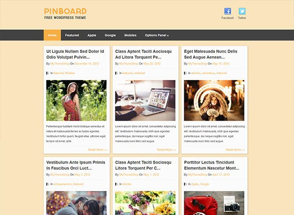 30 Best Free WordPress Themes To Give Your Blog A Professional Touch ...