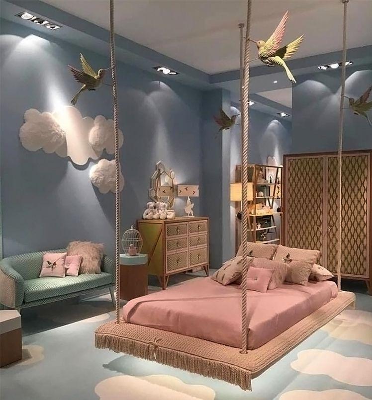 "Interior Design & Decor On Instagram: ""Beautiful Kidsroom"