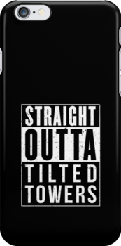 Can You Get Fortnite On Iphone 6 Fortnite Battle Royale Straight Outta Tilted Towers Snap Case For Iphone 6 Iphone 6s Iphone Cases Iphone Battle