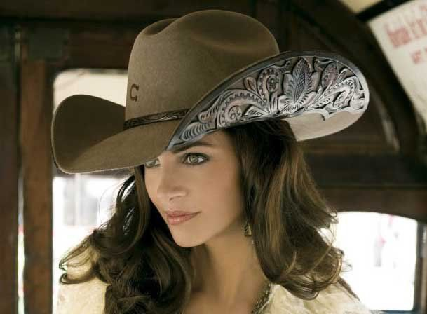 Charlie 1 Horse Hat Company~I don t really wear cowboy hats but I actually  like this! fe592ed494a