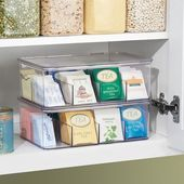 Linus Tea Storage Box