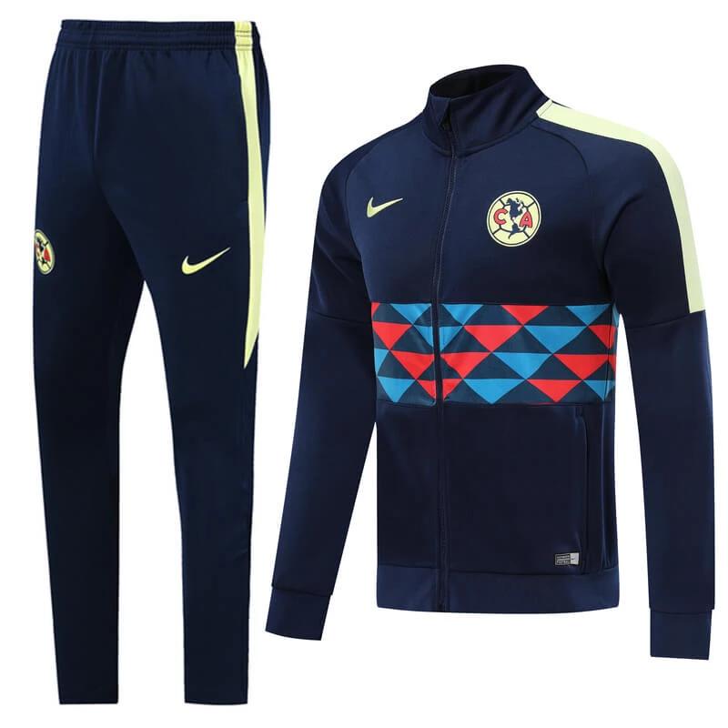 19-20 Jacket Football Tracksuit Long Sleeve Kid Boys Kit Sportwear Club Jersey