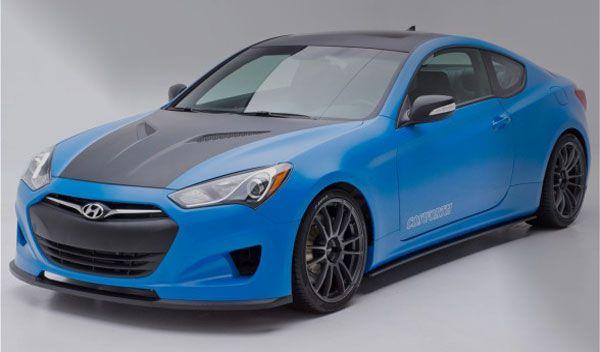 Hyundai Cosworth Genesis Racing Series   Aboutcarnews