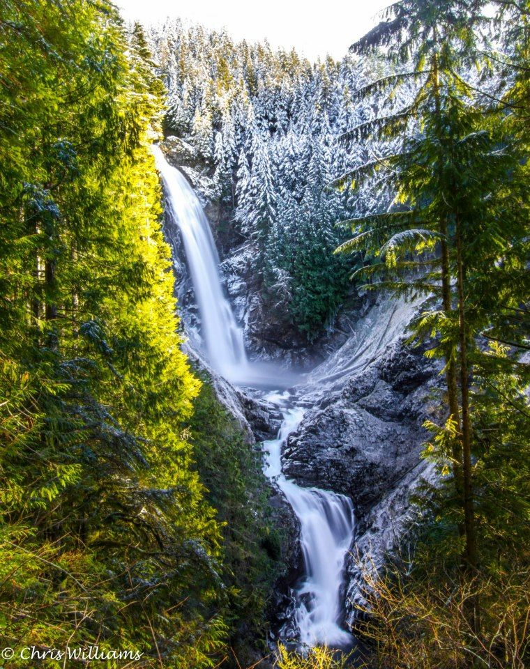 Wallace Falls Gold Bar Wa Photography Waterfalls