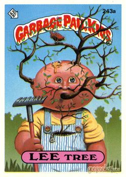 Geepeekay Com Original Series 6 Gallery Garbage Pail Kids Cards Garbage Pail Kids Kid Character