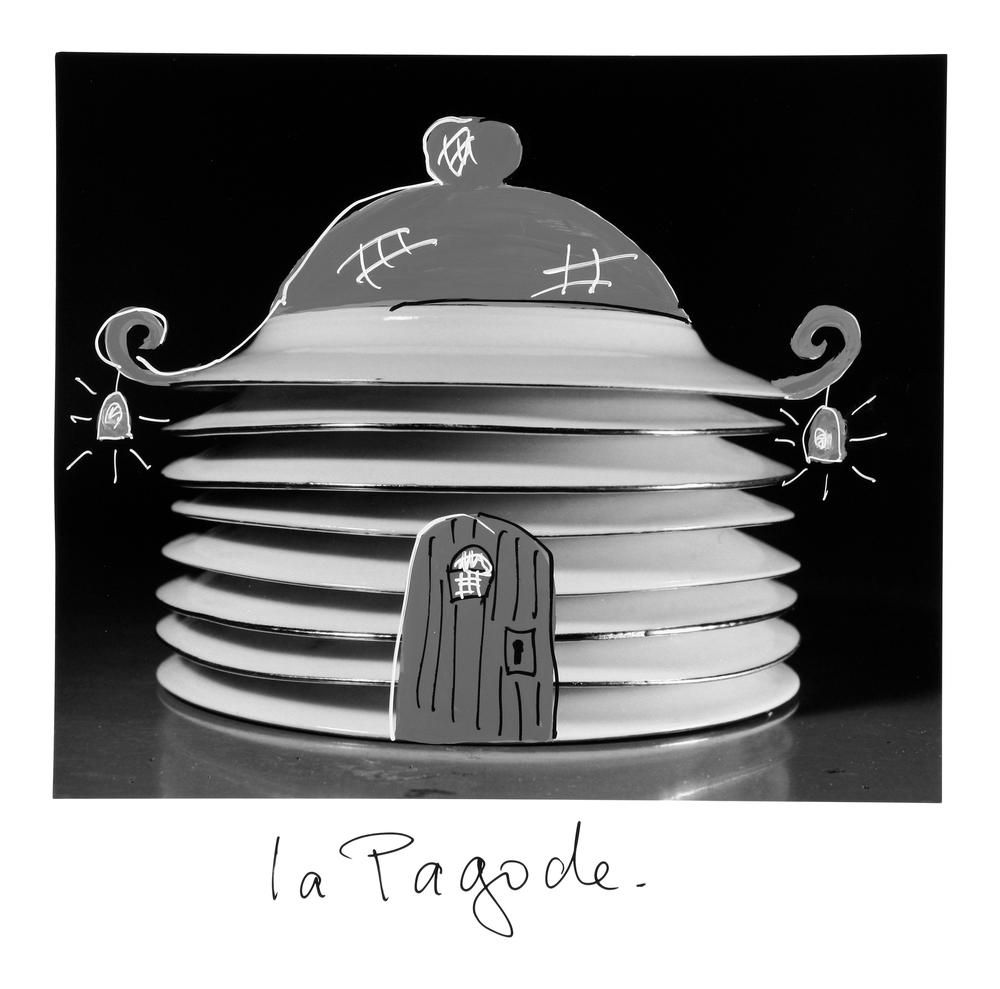 "Joachim Mogarra , ""La Pagode"""