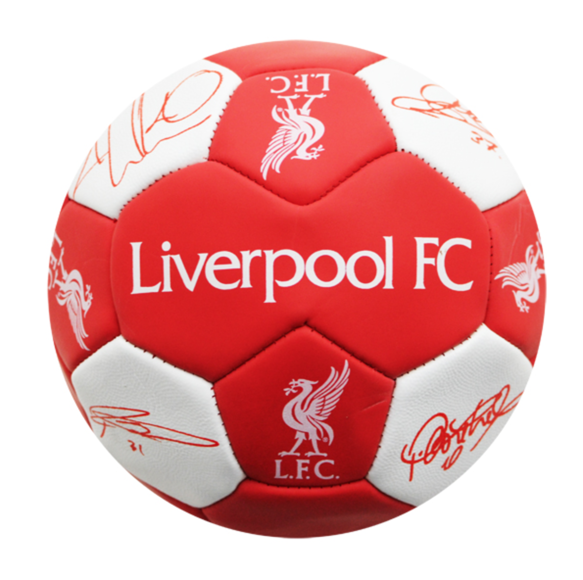 Pin On Liverpool Fc Soccer Balls