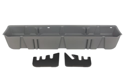 Du Ha 20111 Du Ha Underseat Storage Fits 15 17 F 150 Grey Products Truck Storage Truck Storage Box Car Storage