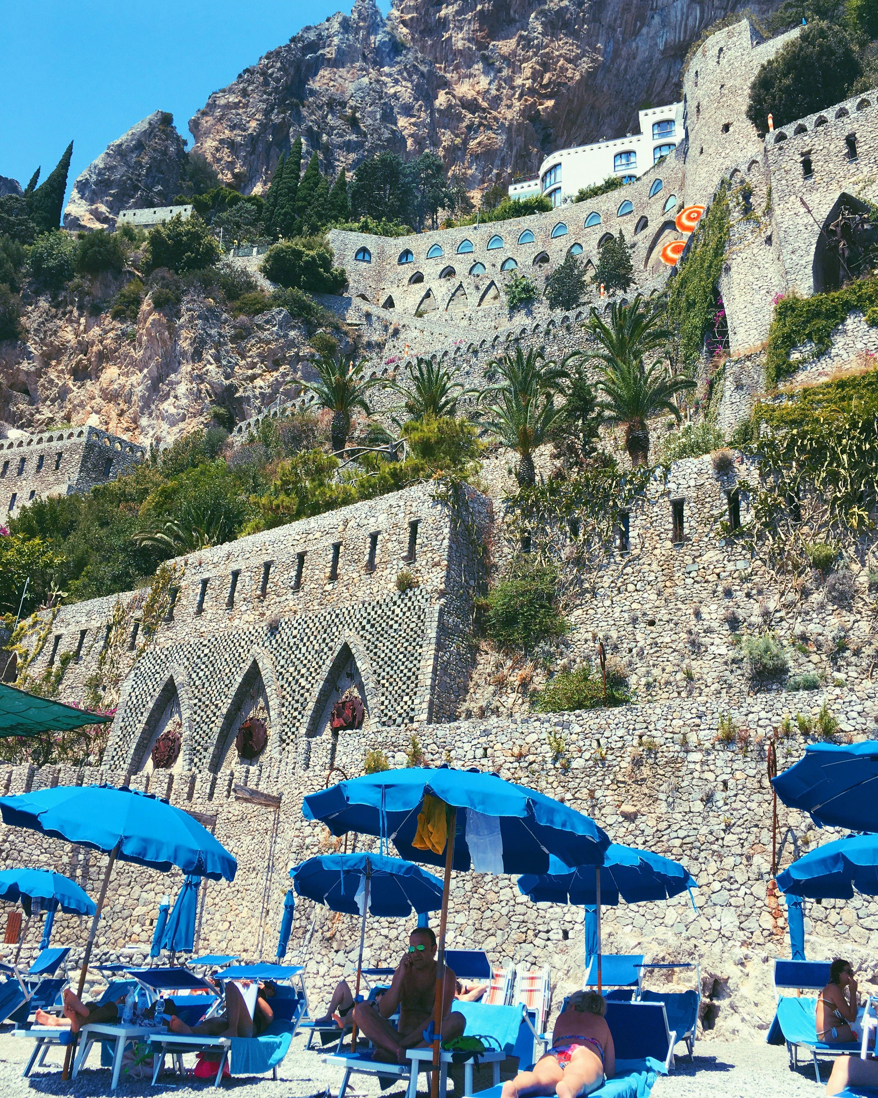 Amalfi Coast Il Saraceno Grand Hotel Sydhoff3 Amalfi Coast Grand Hotel Travel
