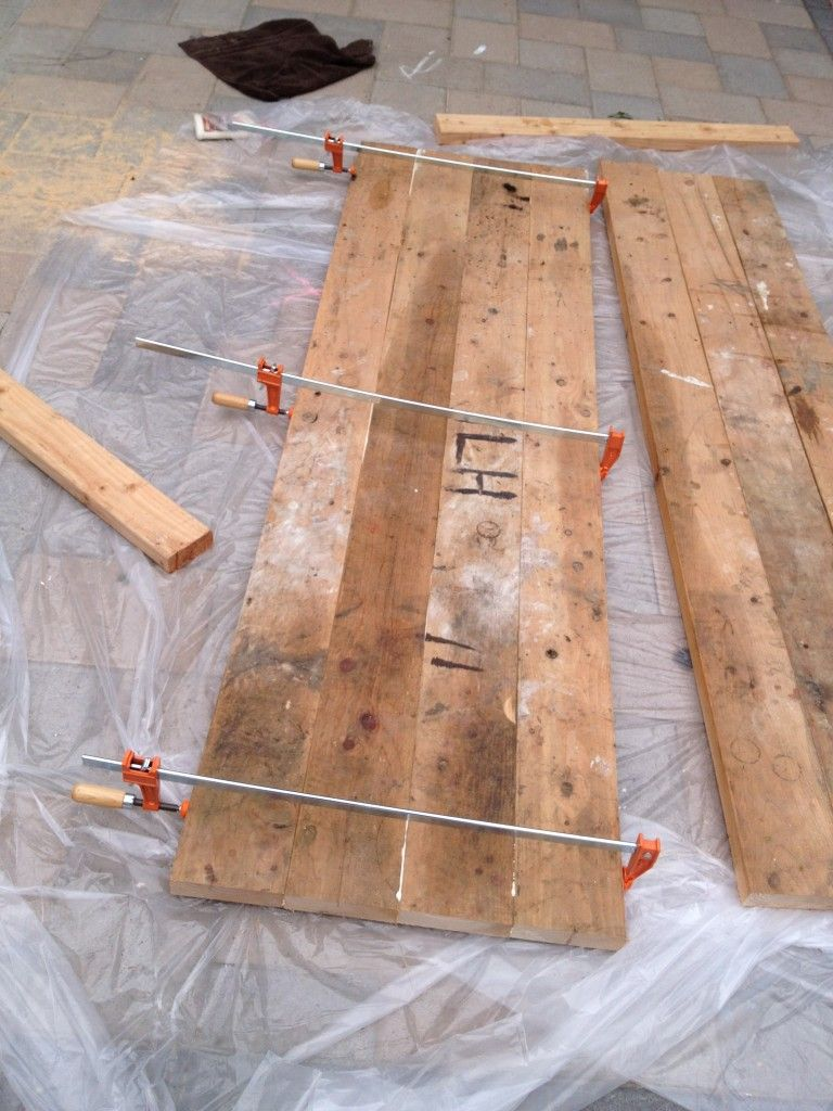 Diy Barn Door From Simple 2x6 S Diy Barn Door Industrial Barn Door Barn Doors Sliding