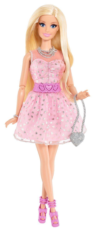 Barbie BBX49 Expressions Mode - Muñeca de Barbie: Amazon.es ...