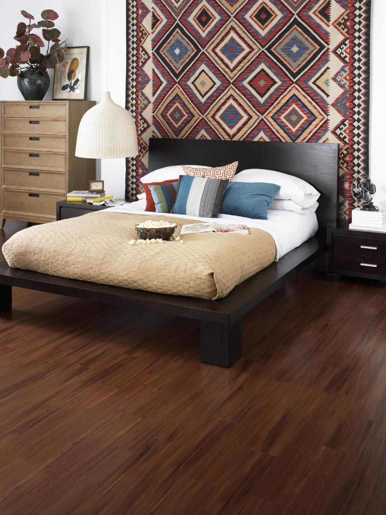Photo Page  Photo Library  HGTV  Bedroom floor tiles, Vinyl