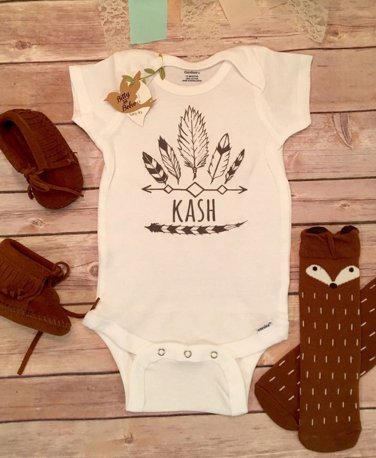 Custom name onesie baby shower gift boho baby clothes cute custom name onesie baby shower gift boho baby clothes cute baby negle