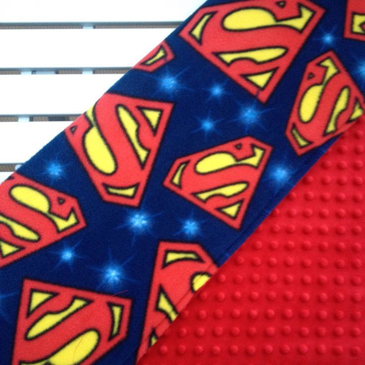 3f18414434 Superman Dog Blankets