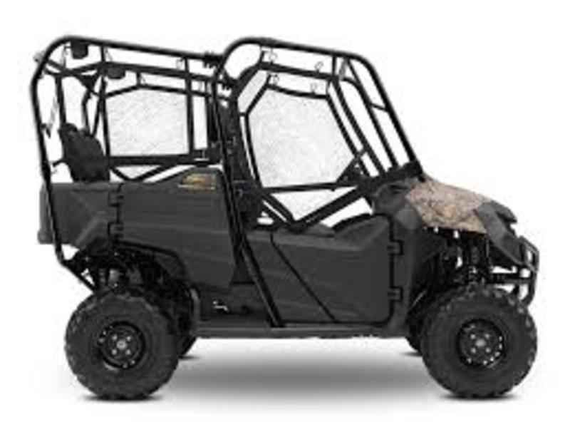 New 2017 Honda Pioneer 700-4 Deluxe Honda Phantom Camo ATVs For Sale in Missouri. 2017 Honda Pioneer 700-4 Deluxe Honda Phantom Camo, CALL FOR DISCOUNT PRICE. Discounts may include incentives and discounts from the manufacturer and dealer. Price excludes manufacturer s freight, dealer setup, installed accessories, and is subject to change. 2017 Honda® Pioneer 700-4 Deluxe Honda Phantom Camo UP FOR ANYTHING, EXCEPT STANDING STILL. PROOF THAT YOU CAN HAVE IT ALL. Who says you can t improve on…