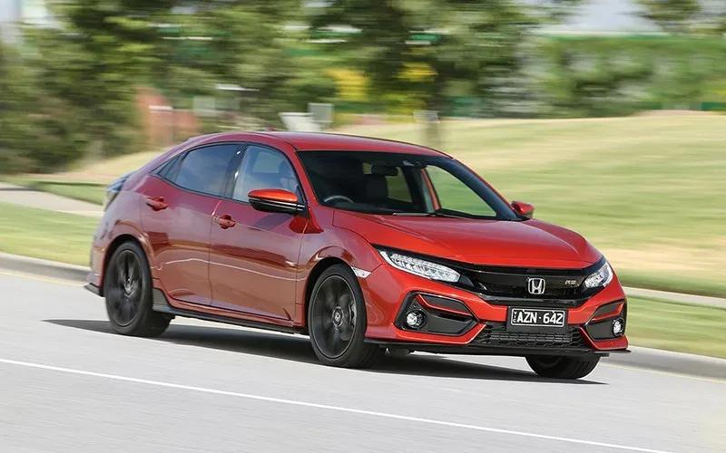 2020 Honda Civic Rs Hatch Honda Civic Hatch Honda Civic Honda Civic Price