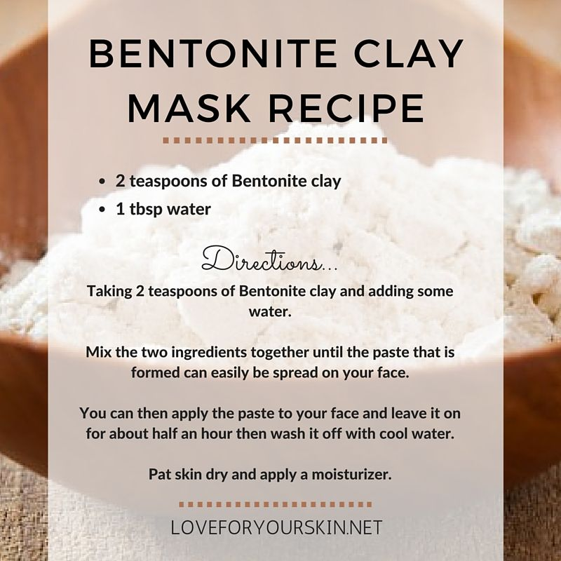 Bentonite Clay For Natural Hair Benefits