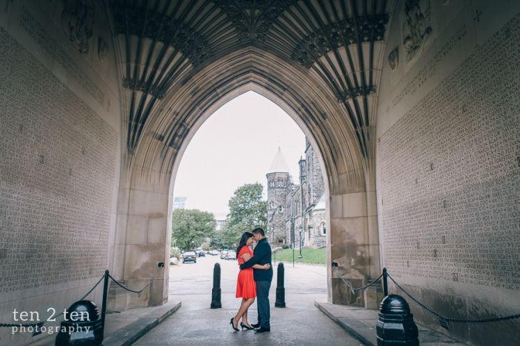 Toronto Wedding Photography Locations Photographer Ten 2 University