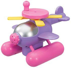 Bain - Hélicoptère animé #jouet #bain #helicoptere #enfants #toys #bathtime