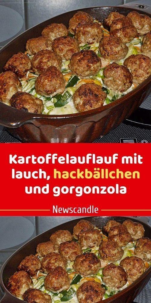 Photo of Zutaten: 800 g Kartoffel(n) 500 g Lauch 125 g Karotte(n) 300…