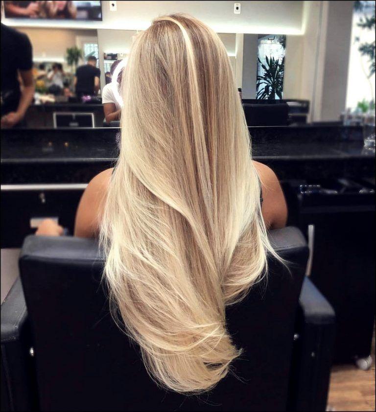 21 Beliebte Haarfarben und Frisuren für 2019-2020 #cabelo