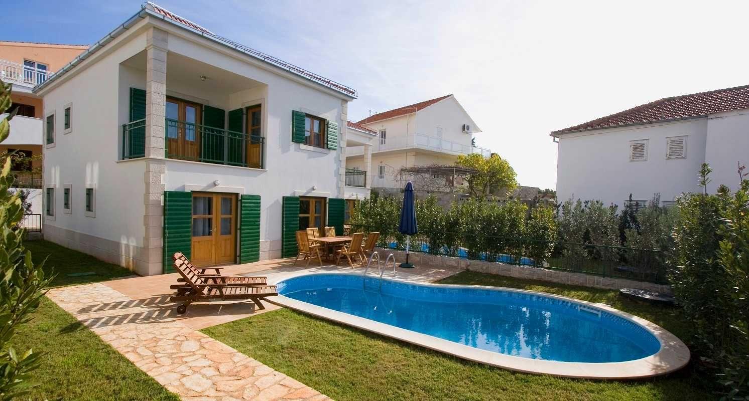 Villas in Hvar Croatia Family Villa in Hvar Town with