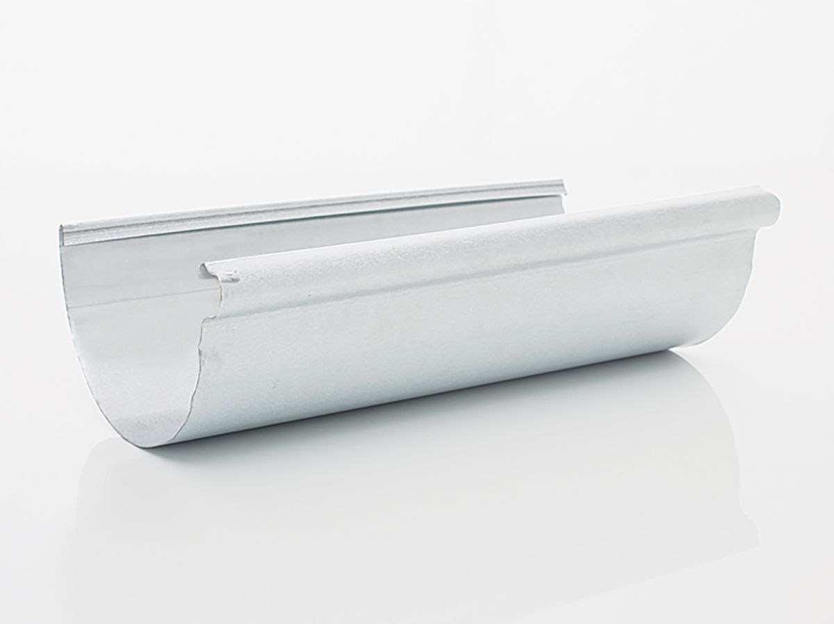 Gutters Seamless Rain Leaf Guard More This Old House In 2020 Gutters Steel Sheet Metal Gutter Accessories