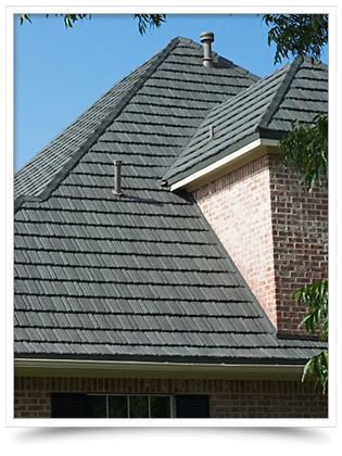 Stone Coated Metal Academy Roofing Roofing Cool Roof Metal Roof