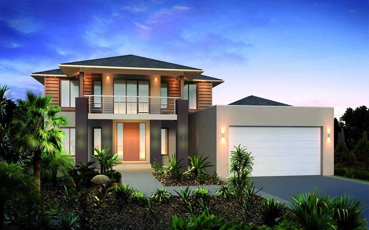 Metricon Home Designs: The Stanton Resort Facade. Visit www ... on cobb home design, garrison home design, tranquility home design,