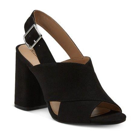 3bc5c37457e Women s Roselyn Block Heel Slingback Mule Pumps - Merona™   Target ...